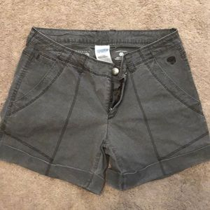 Mountain hardwear shorts.